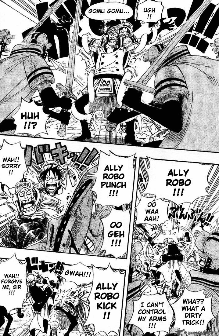 Read One Piece Chapter 377 - MangaFreak