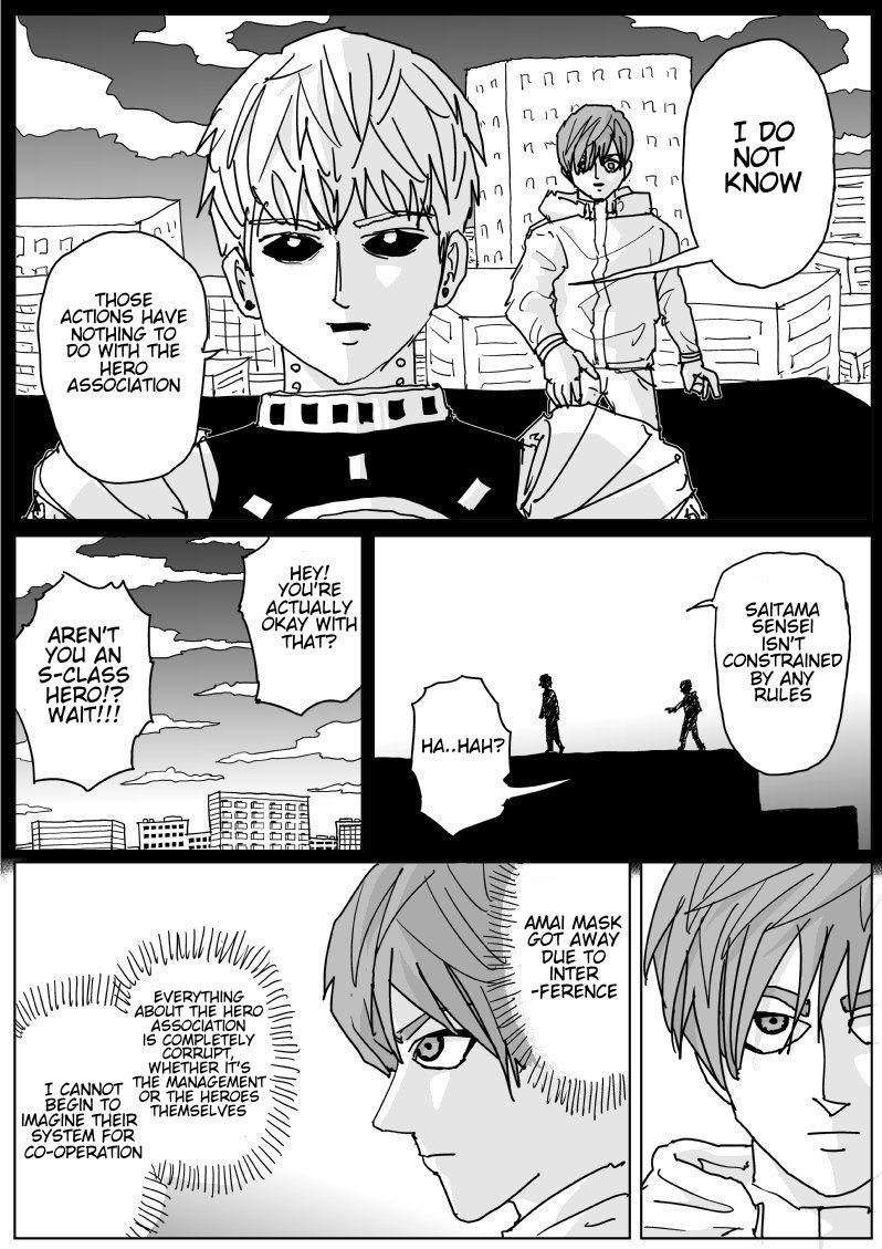 Komik One Punch Man Terbaru : komik, punch, terbaru, Onepunch, Chapter, MangaFreak