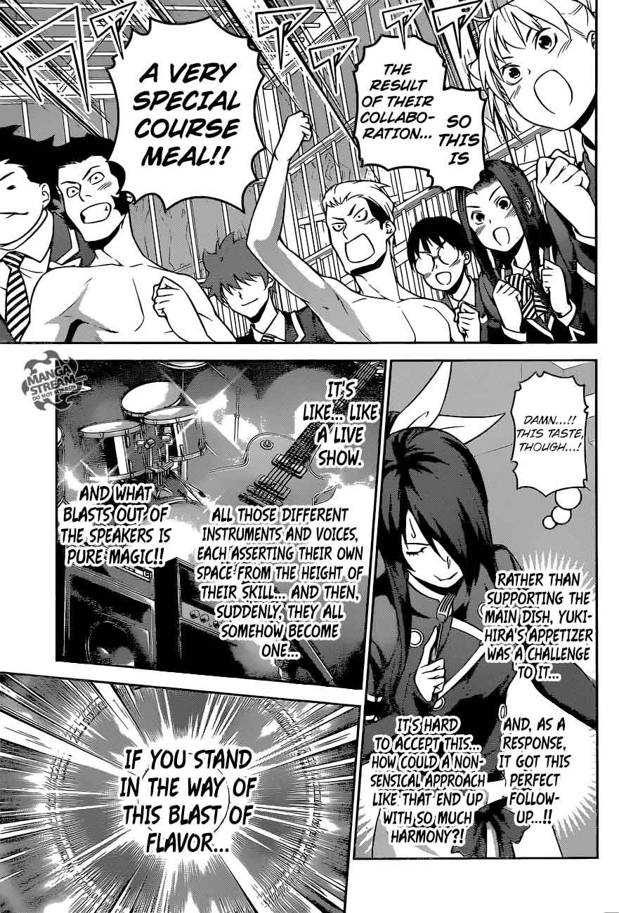 Shokugeki No Souma 260 : shokugeki, souma, Shokugeki, Chapter, MangaFreak