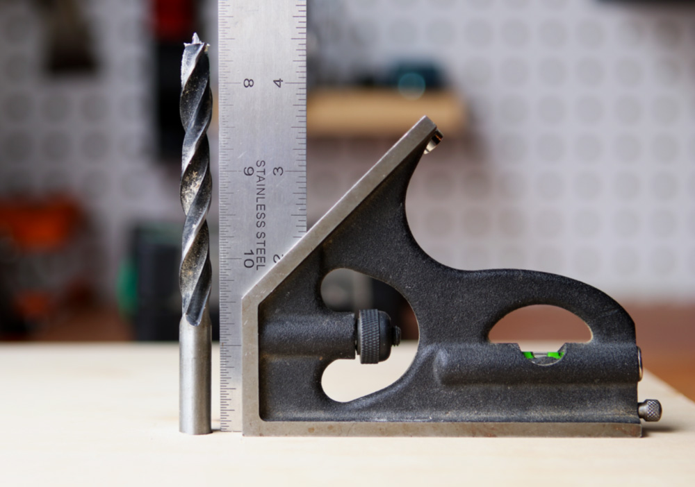 How To Drill Straight Holes
