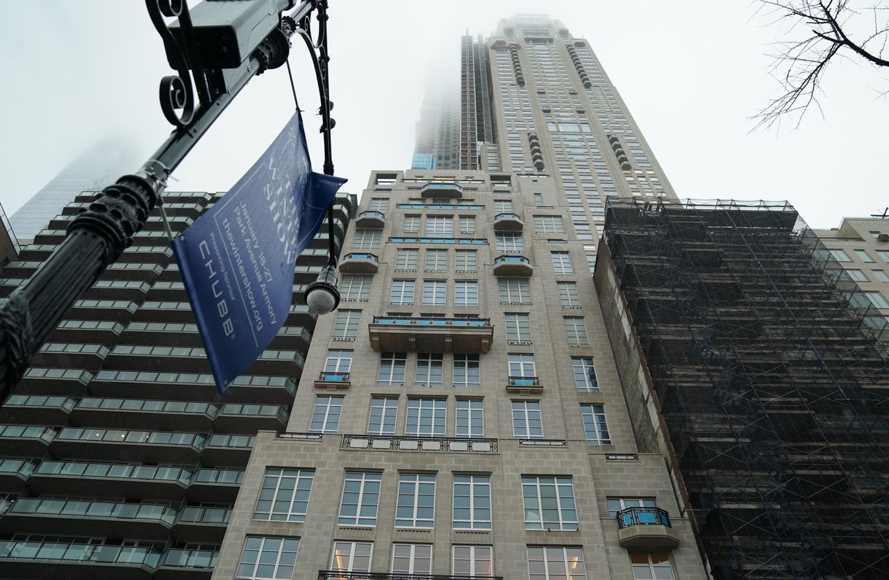 220 Central Park South Sells Another Condo North of $50M - Mansion Global