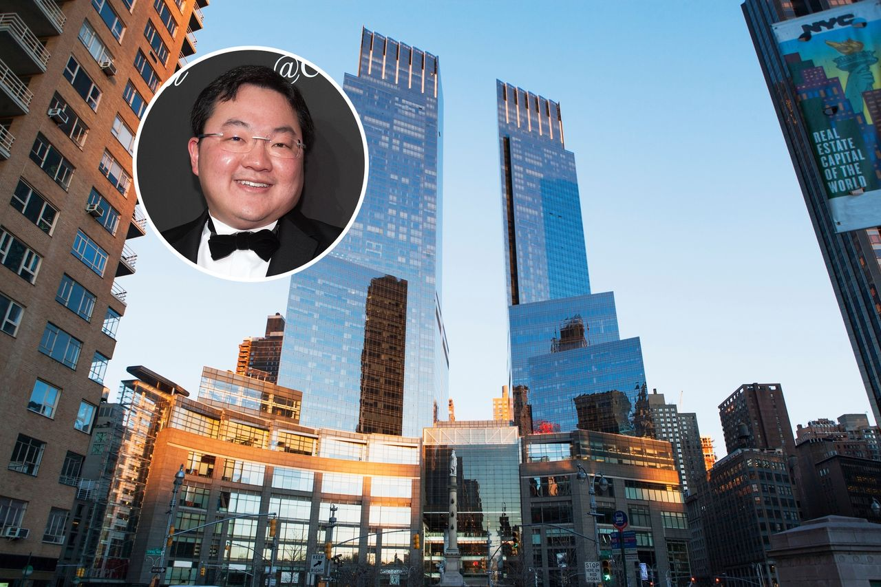 Jho Low's Multimillion-Dollar New York Condos Headed to Market - Mansion Global
