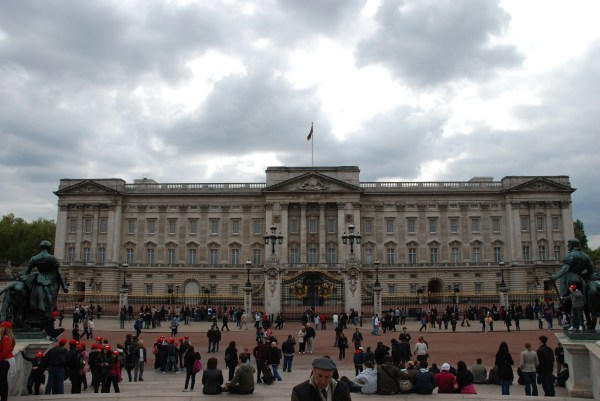 Buckingham Palace London - Map Facts Location Time Visit