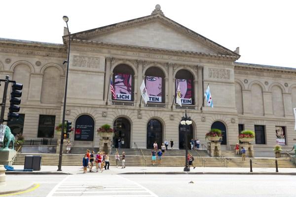 Art Institute Museum Chicago