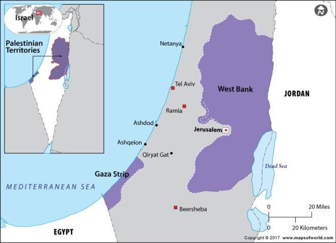 Why is Palestine not recognised as a country by UN?