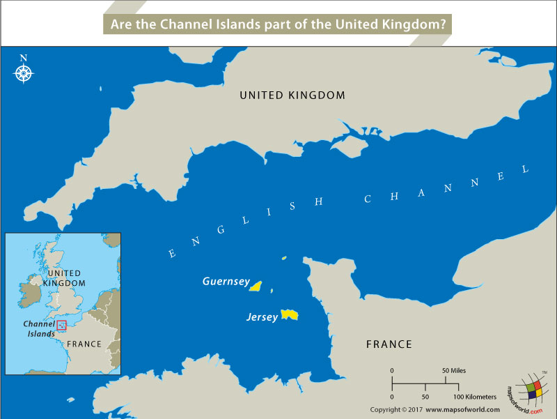 Map Of Uk Including Jersey.Are The Channel Islands Part Of The United Kingdom Answers