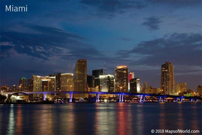 Miami Landscape