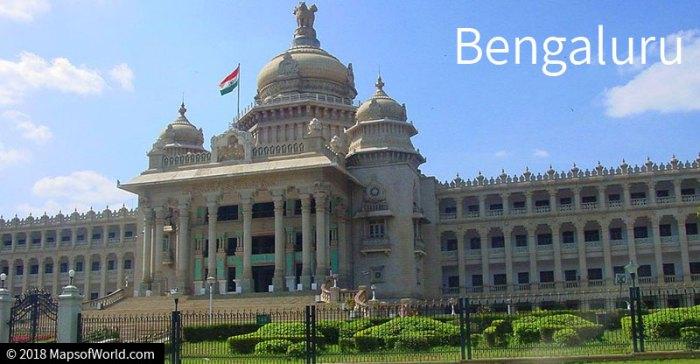 Bengaluru Landscape