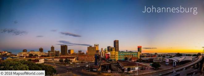 Johannesburg Landscape