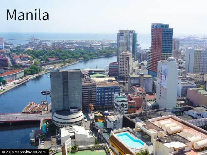 Manila Landscape