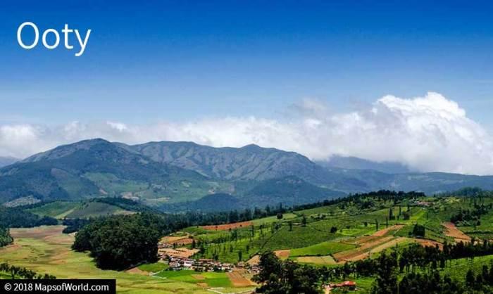 Ooty Landscape