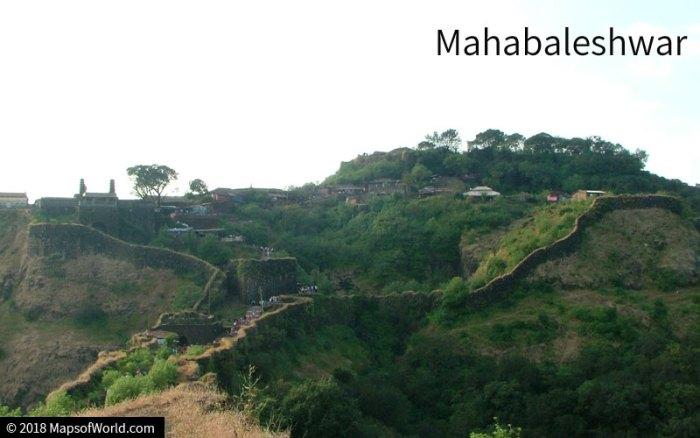 Mahabaleshwar Landscape