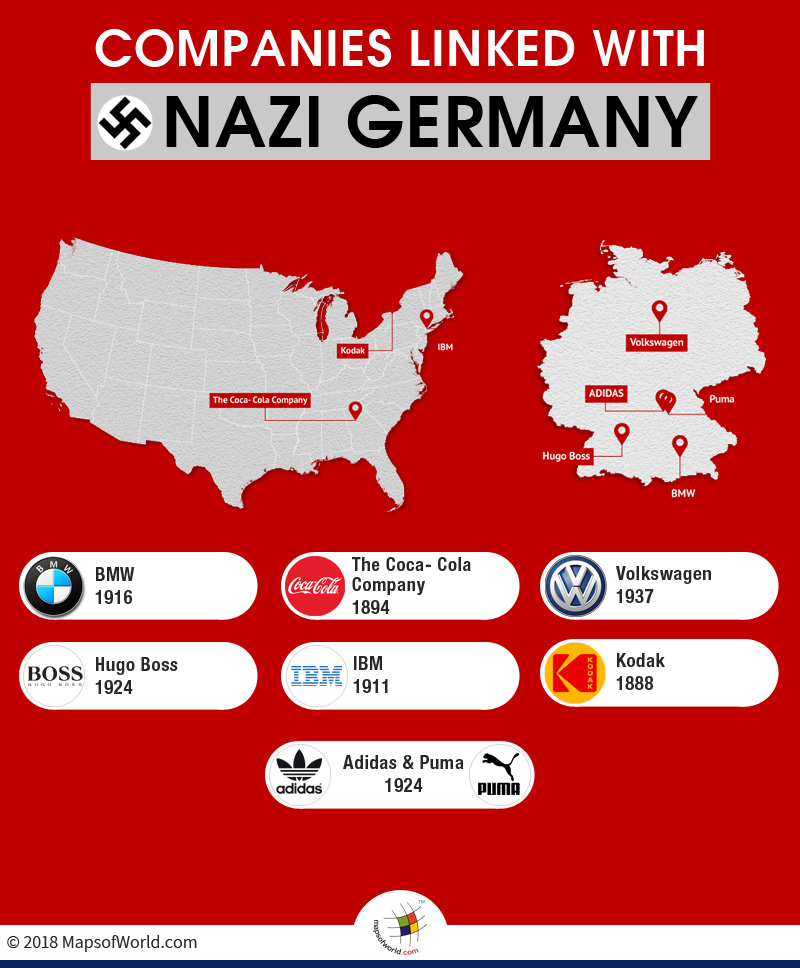 What Companies Were Associated With Nazi Germany Answers