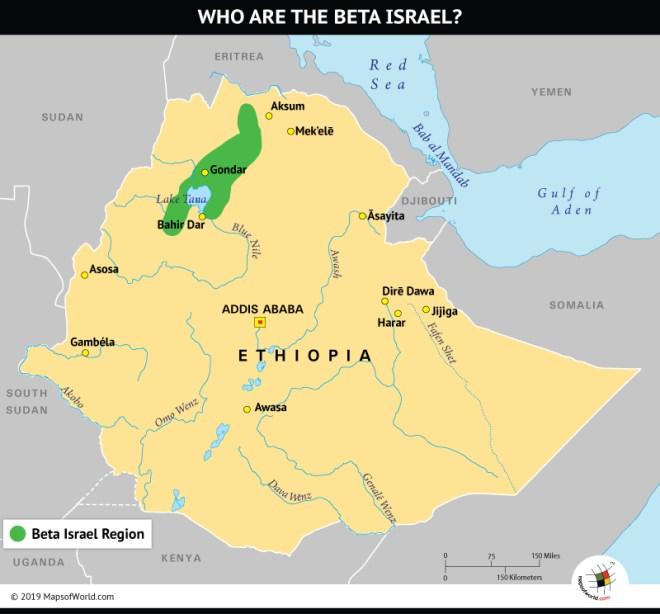 Beta Israel - Ethiopian Jews