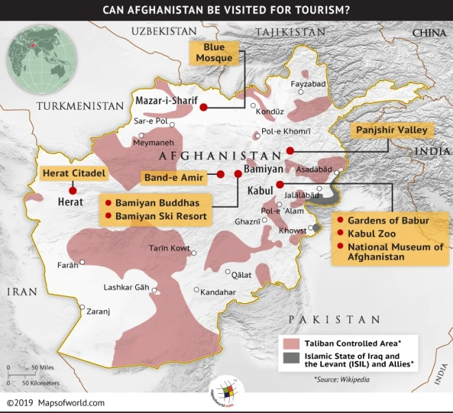 Visiting Afghanistan for Tourism