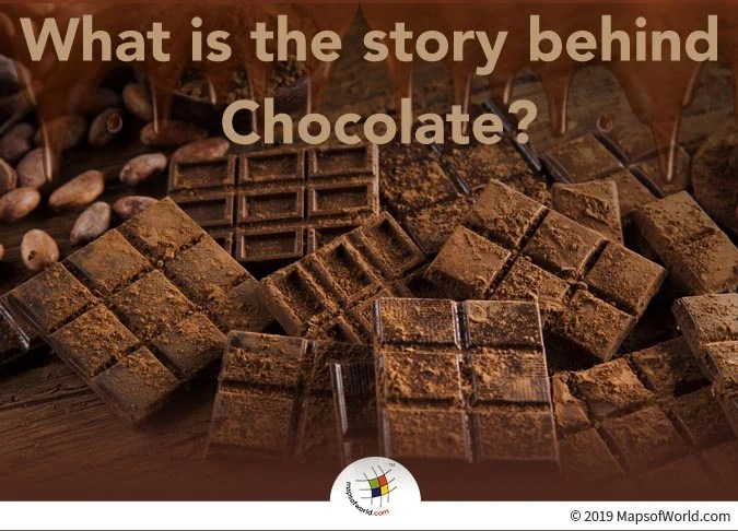 Origin of Chocolate and Its Mayan's Connection