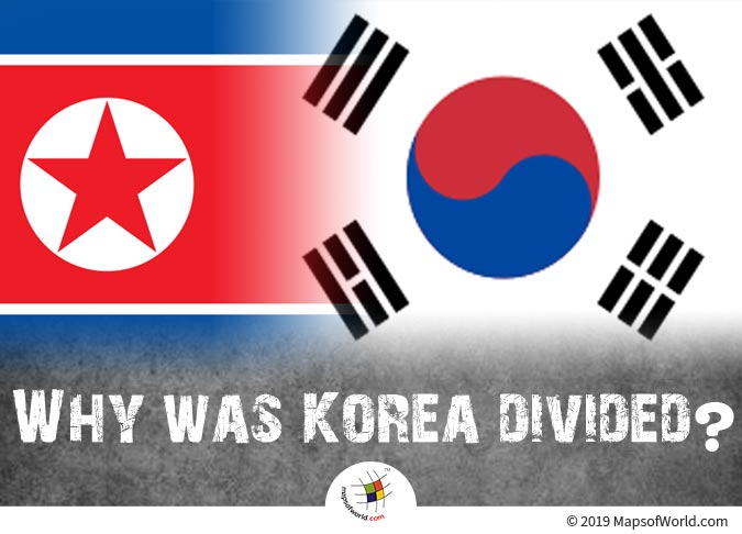 Korea was Divided without the Consultation of Koreans and their Leaders