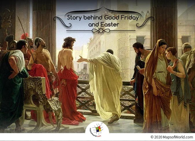 Good Friday and Easter are Central to The Christian Religion
