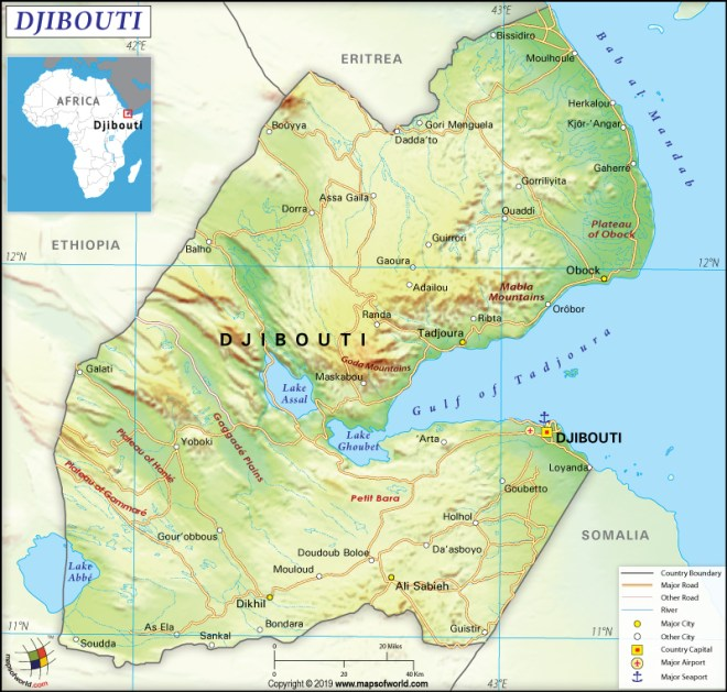 What are the Key Facts of Djibouti? - Answers