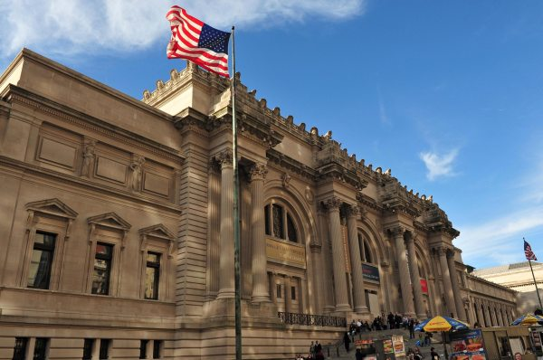 Museo Metropolitano De Arte Nueva York - Datos Horas