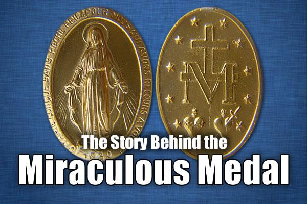 Image result for miraculous medals