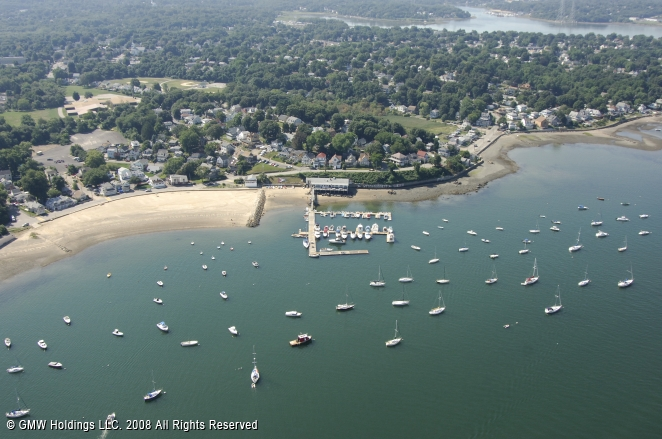 Wessagussett Yacht Club In North Weymouth Massachusetts United States