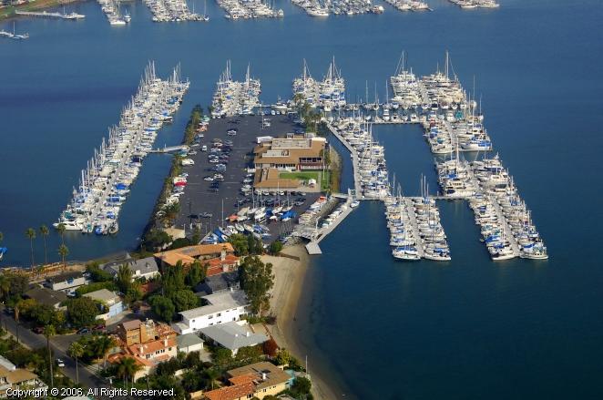 Southwestern Yacht Club In San Diego California United States