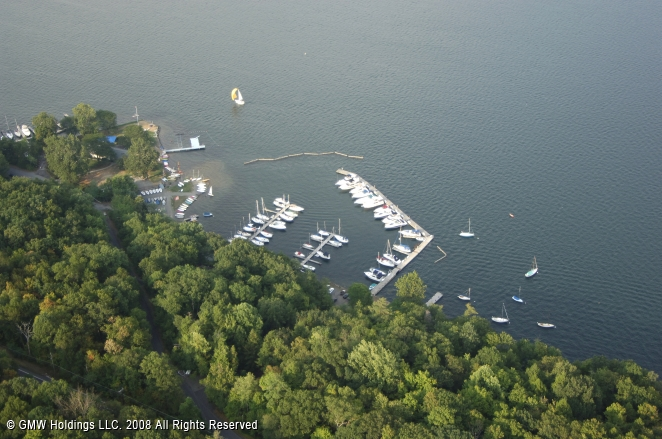 Ithaca Yacht Club In Ithaca New York United States