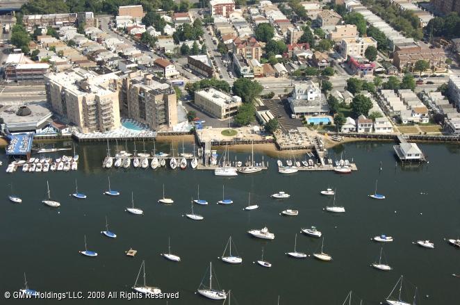 Sheepshead Bay Yacht Club In Brooklyn New York United States