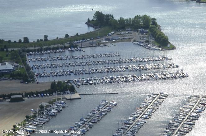 Etobicoke Yacht Club In Toronto Ontario Canada