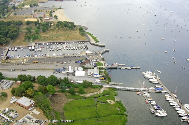 Sagamore Yacht Club In Oyster Bay New York United States