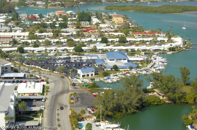 Venice Yacht Club In Venice Florida United States
