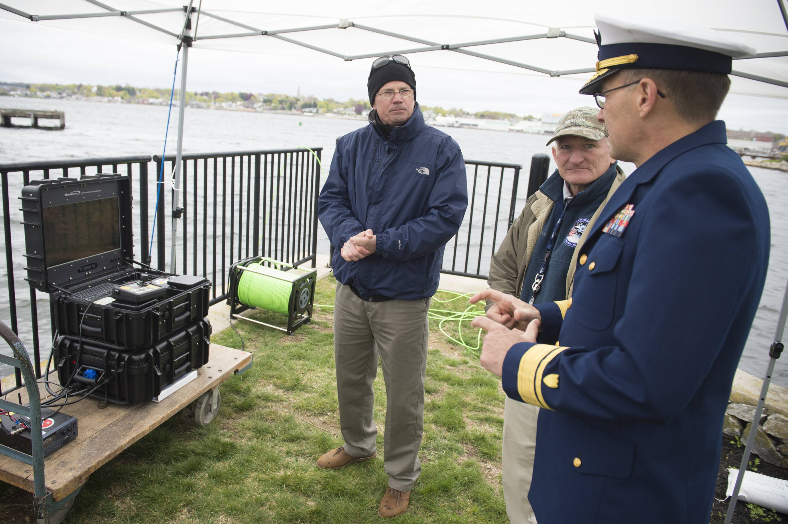 Coast Guard Homeland Security Open Joint RD Facility