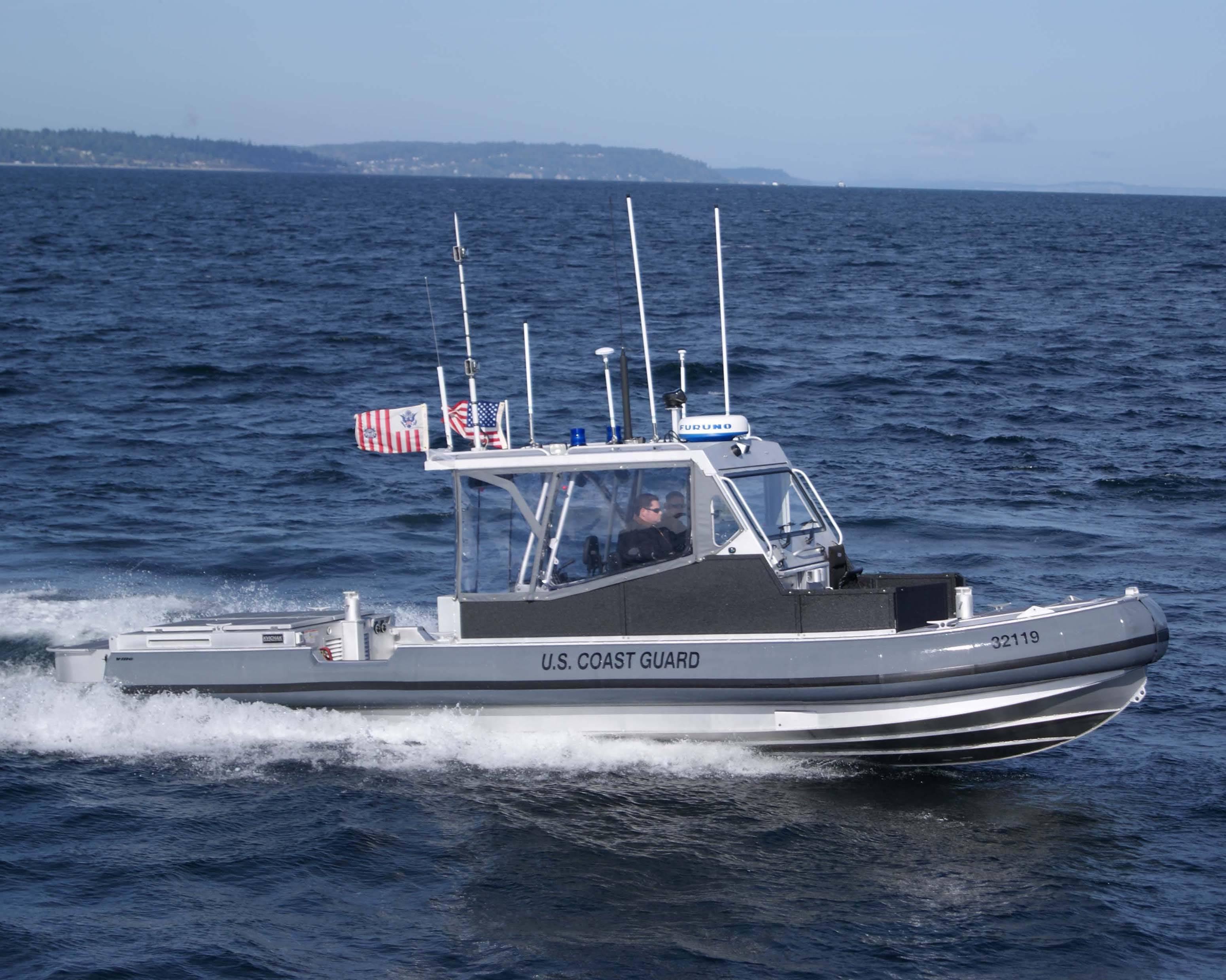 Kvichak Nets FiveYear Coast Guard Contract