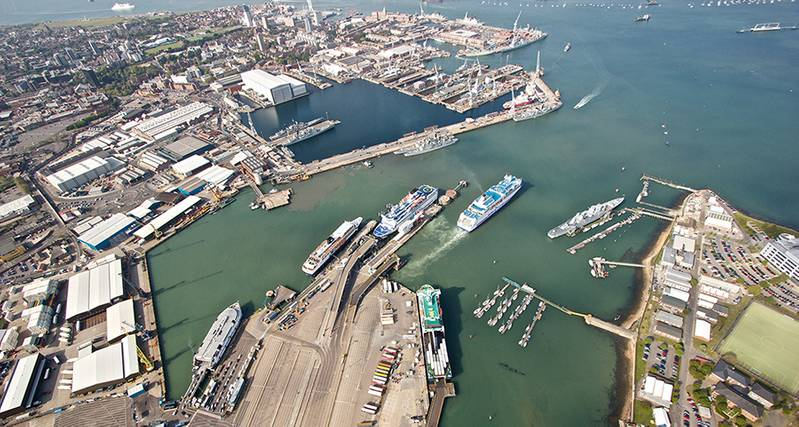 LR To Support LNG Bunkering In Portsmouth