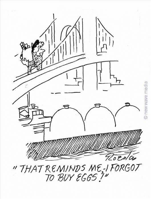 Maritime Reporter @ 75: The Daily Cartoon