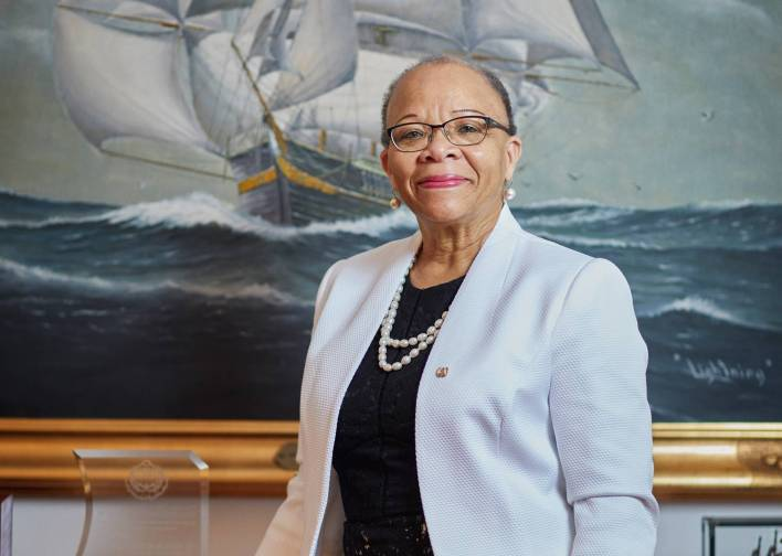 Ocean Influencer: Dr. Cleopatra Doumbia-Henry, President, World