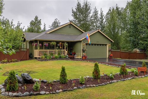 Tiny photo for 7890 S Settlers Bay Drive, Wasilla, AK 99623 (MLS # 21-13019)