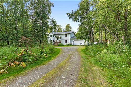 Photo of 12801 E Soapstone Road, Palmer, AK 99645 (MLS # 20-14081)