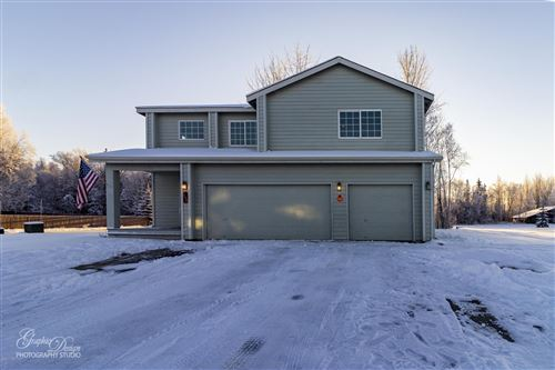 Photo of 1160 E Hidden Ranch Loop, Palmer, AK 99645 (MLS # 20-323)