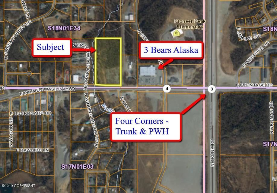 Photo for 7951 E Palmer- Wasilla Highway, Palmer, AK 99645 (MLS # 19-14422)