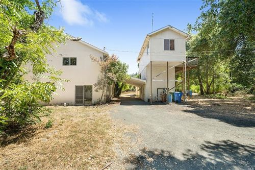 Photo for 720 Sunnyside Lane, Saint Helena, CA 94574 (MLS # 21921038)