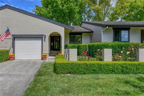 Photo of 158 Vineyard Circle, Yountville, CA 94599 (MLS # 321032056)