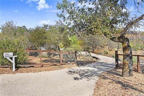 Photo for 807 Deer Park Road, Saint Helena, CA 94574 (MLS # 321095071)