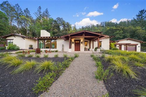 Photo for 957 Petrified Forest Road, Calistoga, CA 94515 (MLS # 22008104)