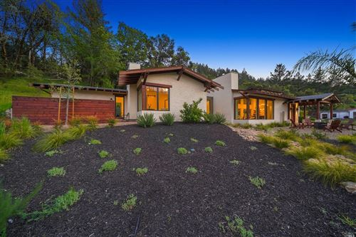 Tiny photo for 957 Petrified Forest Road, Calistoga, CA 94515 (MLS # 22008104)