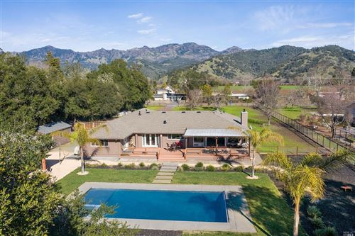 Photo for 3033 Myrtledale Road, Calistoga, CA 94515 (MLS # 22002137)