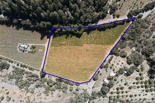 Photo of 5541 Petrified Forest Road, Calistoga, CA 94515 (MLS # 22013177)