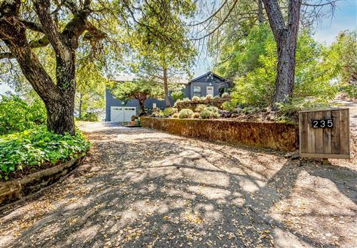 Photo of 235 Brookside Drive, Angwin, CA 94508 (MLS # 321025215)