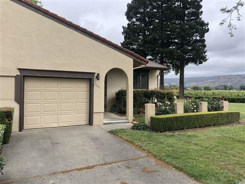Tiny photo for 150 Vineyard Circle, Yountville, CA 94599 (MLS # 22010356)